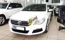 Bán ô tô Volkswagen Passat CC 2.0 AT 2010, màu trắng, xe nhập chính chủ