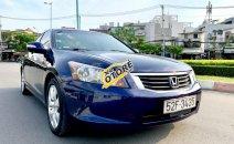 Accord 2.4 nhập Mỹ sx 2008 màu xanh, hàng full cao cấp nhất đủ đồ chơi, cửa sổ trời