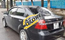 Bán ô tô Daewoo Gentra MT năm sản xuất 2009, màu đen