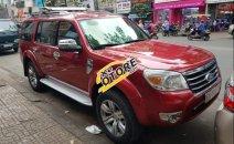 Bán xe Ford Everest, Sx cuối 2010, máy dầu, số sàn, màu đỏ, xe gia đình một chủ mua mới