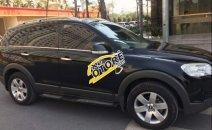 Gia đình bán xe Chevrolet Captiva MT đời 2007, màu đen