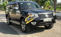 Xe Ford Everest Limited năm sản xuất 2009, màu đen số tự động, 486 triệu