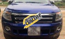Bán Ford Ranger XLT 2015, màu xanh lam, nhập khẩu