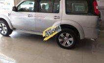 Cần bán xe 7 chỗ Everest số sàn, máy dầu, đời cuối 2010, đăng ký 2011