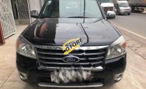 Bán Ford Everest Limited sản xuất năm 2010, màu đen