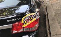 Cần bán lại xe Chevrolet Cruze LS sản xuất năm 2014, màu đen số sàn, 365 triệu