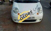 Cần bán gấp Daewoo Matiz MT năm 2006, màu trắng, xe đẹp
