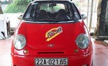 Bán Daewoo Matiz SE sản xuất năm 2002, màu đỏ, giá tốt