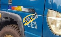 Bán Thaco FORLAND 6T đời 2011, màu xanh lam