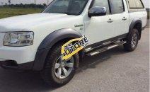 Gia đình bán lại xe Ford Ranger XLT 4x4, Đk 2008, 2 cầu, số sàn, máy dầu, màu trắng Sport