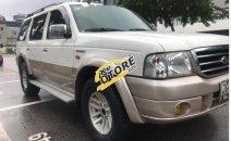 Bán lại chiếc Ford Everest 2.5 số sàn, đk 2006 tư nhân chính chủ từ đầu, biển 29X 4 số