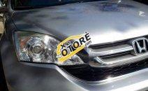 Bán Honda CR V 2.4 sản xuất 2010, màu bạc như mới, 537 triệu
