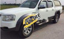 Cần bán gấp Ford Ranger XLT 4x4 đời 2008, màu trắng số sàn