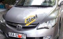 Cần bán Honda Civic 1.8 AT năm sản xuất 2006, màu bạc xe gia đình