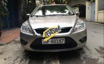 Bán ô tô Ford Focus 1.8 đời 2010, màu vàng, số sàn, 298 triệu