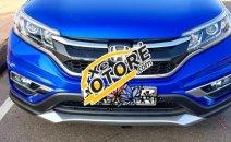 Bán Honda CR V 2.4 năm 2014, màu xanh lam