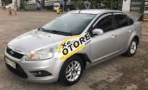 Bán Ford Focus 1.8 MT đời 2010, màu bạc