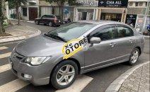 Cần bán lại xe Honda Civic 2.0AT năm sản xuất 2006, màu bạc
