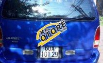 Cần bán lại xe Nissan Quest năm 1996, màu xanh lam