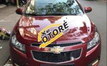 Bán xe Chevrolet Cruze 1.6LS sản xuất 2011, màu đỏ, xe gia đình
