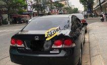 Cần bán lại xe Honda Civic 2.0 sản xuất 2009, màu đen