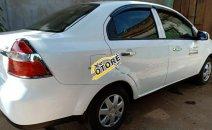 Cần bán Daewoo Gentra SX năm sản xuất 2008, màu trắng