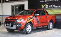Cần bán xe Ford Ranger Wildtrak đời 2015, màu đỏ, nhập khẩu nguyên chiếc
