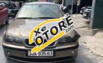 Cần bán BMW 3 Series 325i 2005, màu vàng, xe nhập