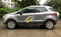 Bán Ford EcoSport Titanium 1.5L AT 2014, màu xám, giá cạnh tranh