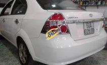 Cần bán Daewoo Gentra SX sản xuất 2009, màu trắng, giá 200tr