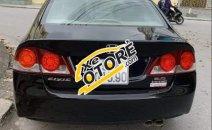 Cần bán Honda Civic 2.0 sản xuất 2007, màu đen, nhập khẩu