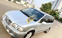 Hyundai Trajet tự động 2007 nhập mới 2012, 8 chỗ màu bạc, máy xăng 100km 10 lít, xe nhà xài