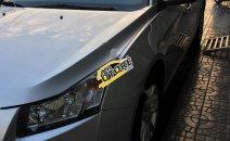 Bán ô tô Chevrolet Cruze LS đời 2014, màu bạc như mới, giá chỉ 369 triệu