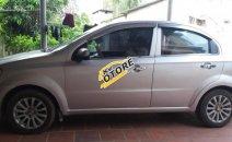 Cần bán xe Daewoo Gentra SX 2009, màu bạc, nhập khẩu nguyên chiếc