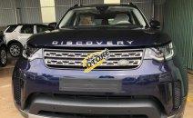 Chính chủ xuất cảnh bán xe LandRover Discovery HSE Luxury máy dầu - 7 chỗ đăng ký 2018, màu xanh, bảo hành, bảo dưỡng