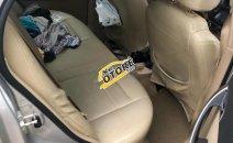 Cần bán gấp Chevrolet Aveo LTZ 1.5 AT 2014, màu bạc