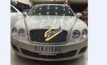 Xe Bentley Continental flying đời 2010, màu trắng, xe nhập