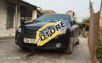 Bán Daewoo Lacetti CDX đời 2011, màu đen, nhập khẩu nguyên chiếc số tự động