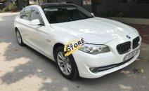 Chính chủ bán BMW 5 Series 523i 2010, màu trắng, nhập khẩu
