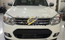 Cần bán Ford Everest 4x2 MT năm 2015, màu trắng, số sàn