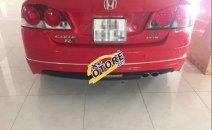 Cần bán Honda Civic 2.0 sản xuất năm 2008, màu đỏ