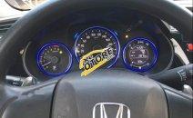 Cần bán xe Honda City 1.5 CVT đời 2015, màu bạc
