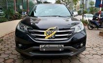 Bán Honda CR V 2.4 sản xuất 2013, màu đen