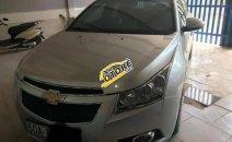 Bán xe Chevrolet Cruze LS đời 2013, màu bạc
