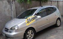 Cần bán xe Chevrolet Vivant MT đời 2009, màu bạc