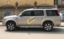 Gia đình tôi cần bán chiếc xe Ford Everet số sàn, máy dầu, sản xuất cuối năm 2013, màu vàng cát
