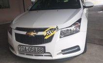 Bán xe Chevrolet Cruze Cruze LS 2014 đời 2014, màu trắng, giá chỉ 349tr