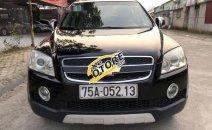 Bán Chevrolet Captiva LTZ đời 2009, màu đen số tự động, giá chỉ 295 triệu