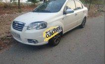 Cần bán lại xe Daewoo Gentra SX năm 2006, màu trắng, 158 triệu