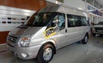 Bán xe Transit Medium 2018 full ghế da cao cấp, bọc trần 5D, lót sàn giả gỗ, liên hệ Mr. Đại-0904.199.661